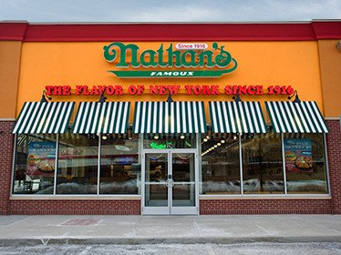 Own A Nathan's Franchise