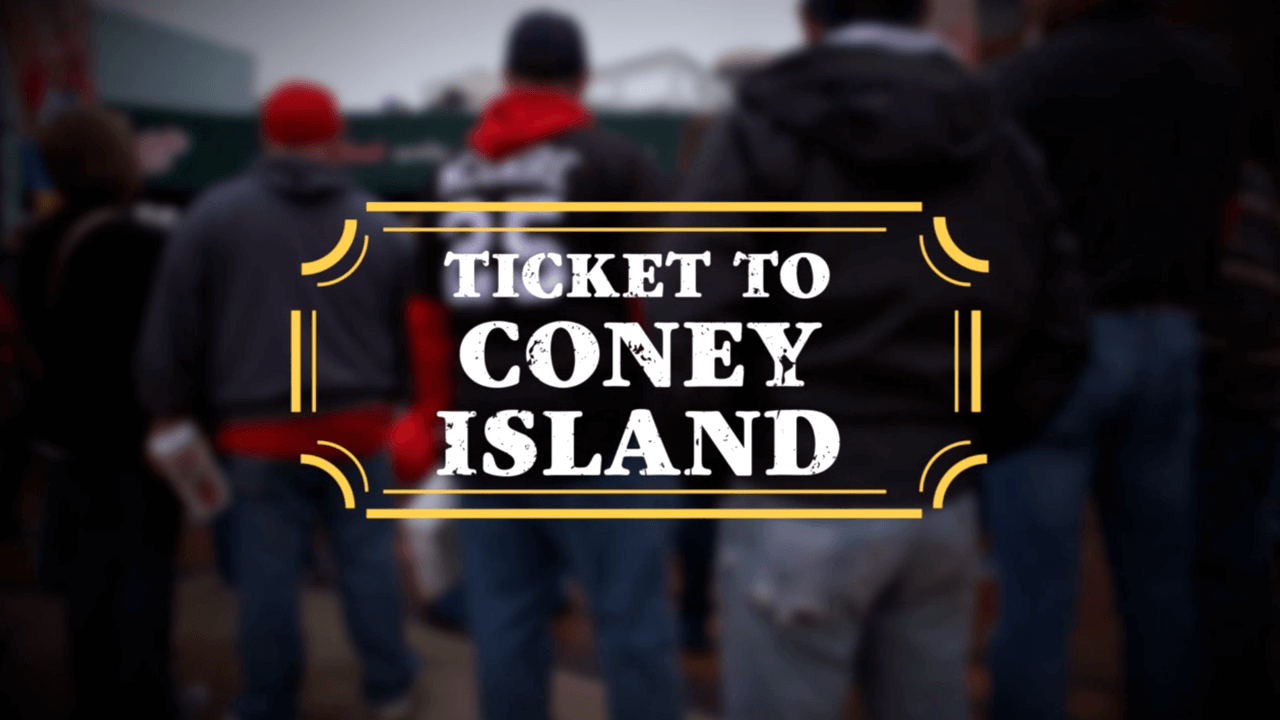 Ticket to Coney Island | Ep. 2 | Chasing the Mustard Belt