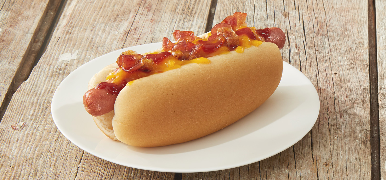 The New Standby Bbq Bacon Dog