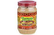 Nathan's Spicy Brown Mustard