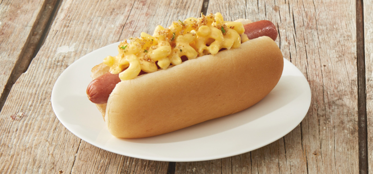 Homestyle Mac And Cheese Dog